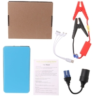 12V 20000mAh Multi Function Car Jump Starter Power Bank Emergency Charger Booster Battery