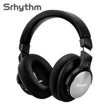 Cancelamento de Ruído ativo Fones de Ouvido Bluetooth sem fio Mais de Fones De Ouvido de Alta Fidelidade de Graves fone de ouvido Estéreo com Microfone para Computador Telefone Tablet