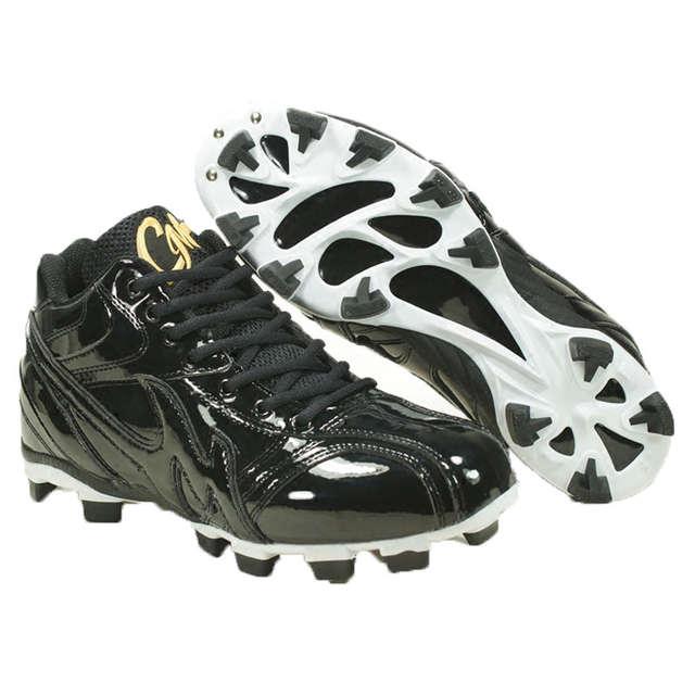 Zapatos de béisbol de talla grande para hombre, zapatos de Softball transpirables antideslizantes para adultos, zapatillas de entrenamiento