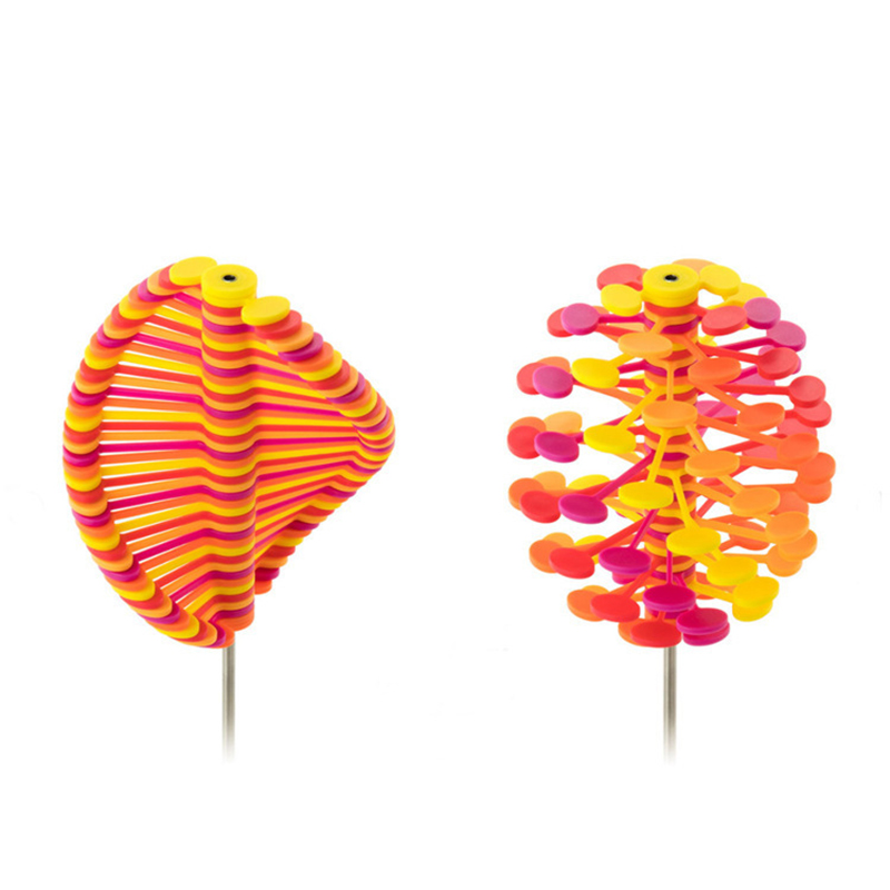 Decompression Toys Rotating Lollipop Creative Colorful Decoration Pressure Reducing Device Toys For Gift