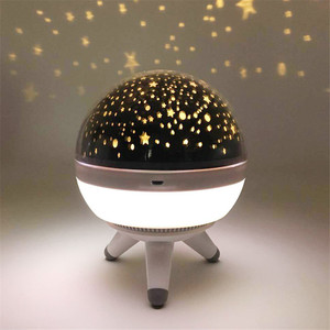 Image 4 - Coversage Rotating Night Light Projector Spin Starry Sky Star Master Children Kids Baby Sleep Romantic Led USB Lamp Projection