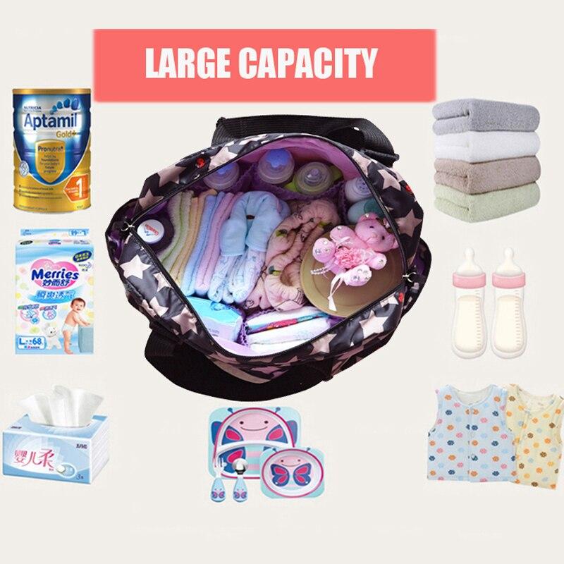 Τσάντα για παπλωματοθήκες Mummy τσάντα - Πάνες και εκπαίδευση τουαλέτας - Φωτογραφία 2
