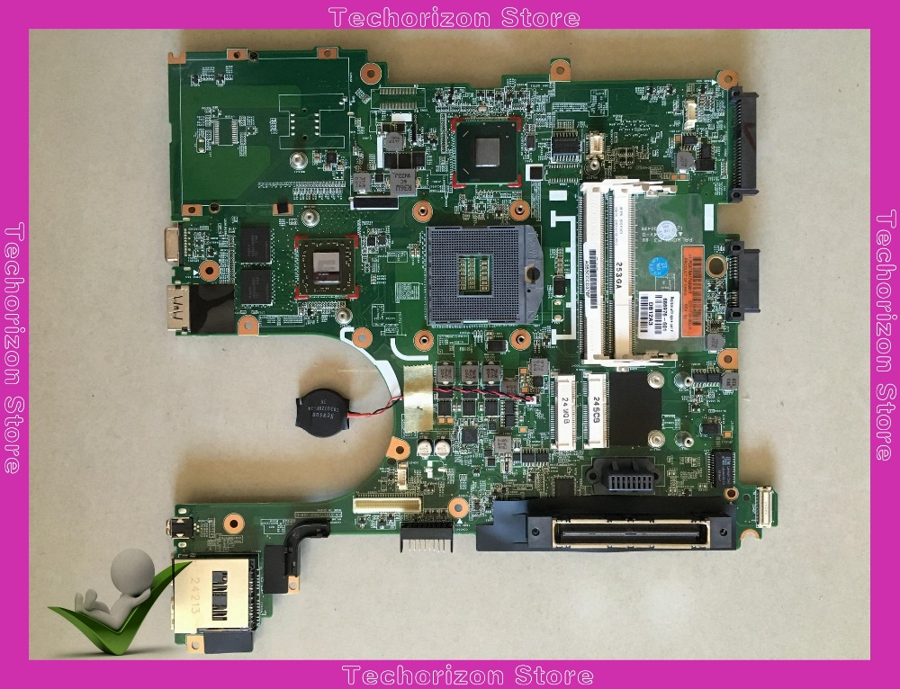 Free Shipping 686976 001 686976 501 for HP probook 6570B 8570P laptop font b motherboard b