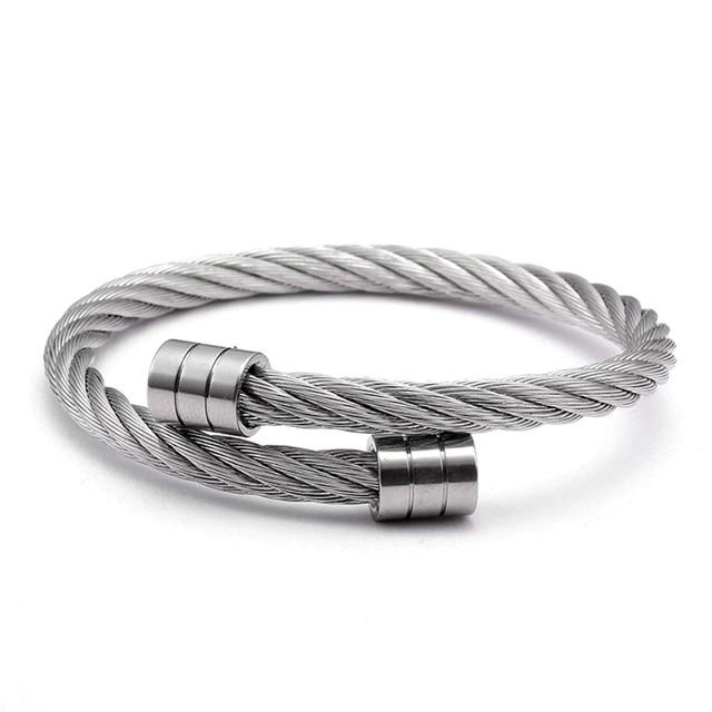 Silver Chain Link Mesh...