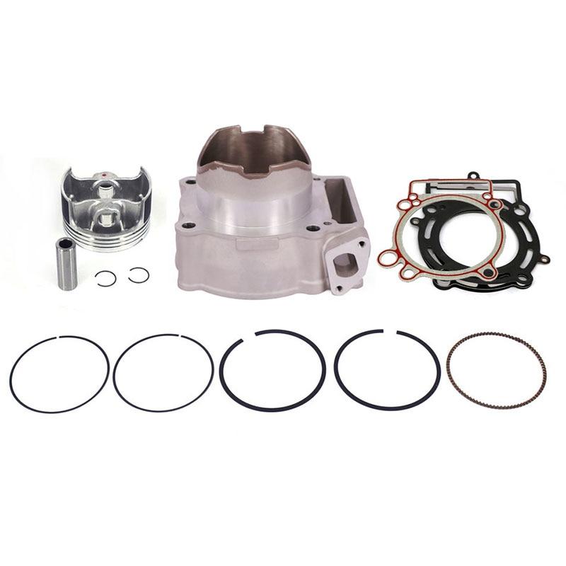 Motorcycle Cylinder Kit for Bosuer KAYO T6 K6 Xmotor RX3 SHINERY X6 Apollo ZONGSHEN NC250 NC300