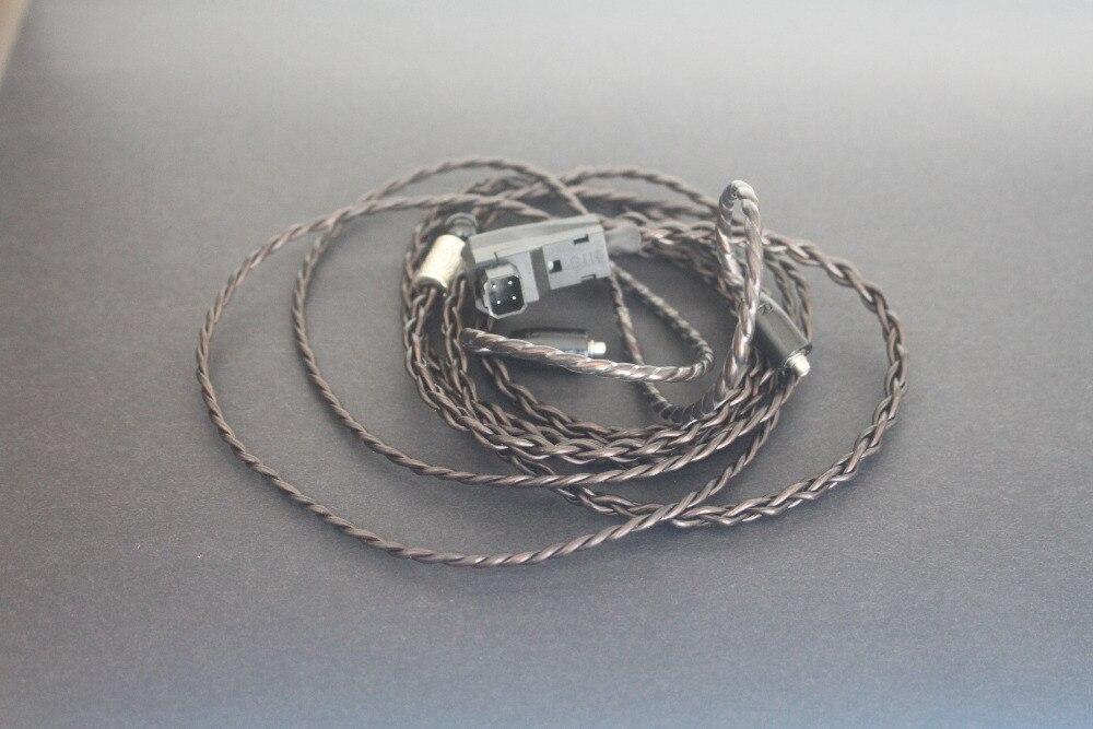 litz cable RSA plug 4share upgrade wire rolsen rsa m502