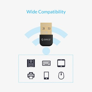 Image 4 - ORICO USB Bluetooth Dongle Adapter 4.0 Mini Wireless Bluetooth Audio Receiver Transmitter for PC Computer Laptop Speaker Mouse