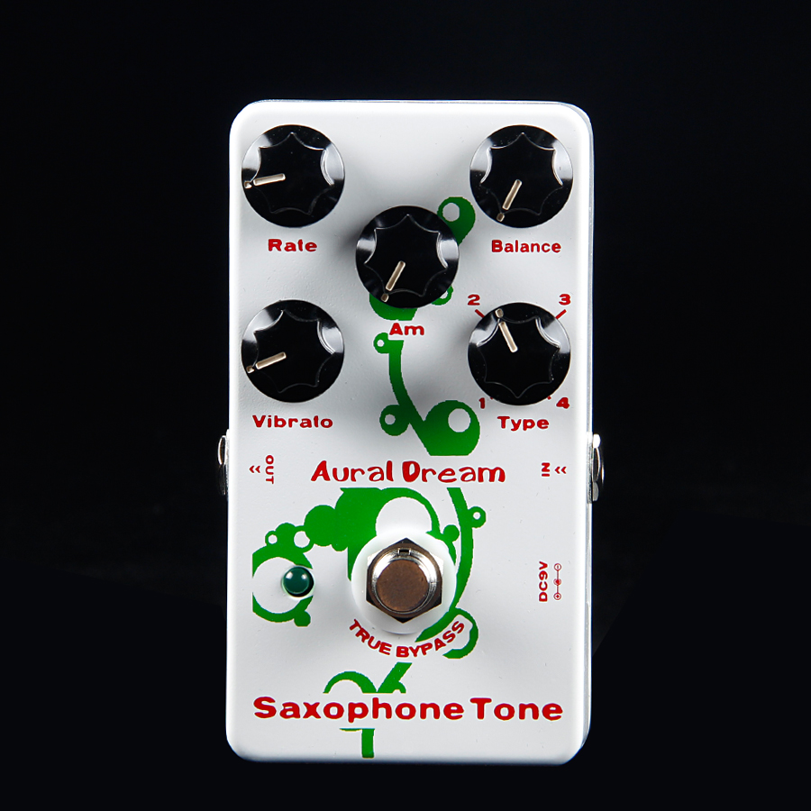Aural Dream Saxophone Tone Synthesizer Guitar Effects Pedal True Bypass Effect Pedal Guitar Accessories