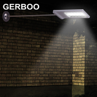 Wholesale 15 LED Solar Light Solar Lamp Powered Panel LED Street Light Outdoor Path Wall Emergency