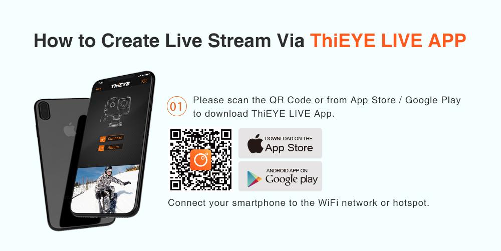 ThiEYE T5 Pro Real Ultra HD 4K 60fps 19