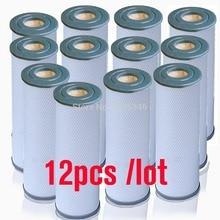 12 штук в упаковке Arctic spa фильтр с резьбой 335 мм длиной х 125 мм(диаметр) x 55 мм отверстие и микрон 800 кв/ft Горячая фильтры для джакузи