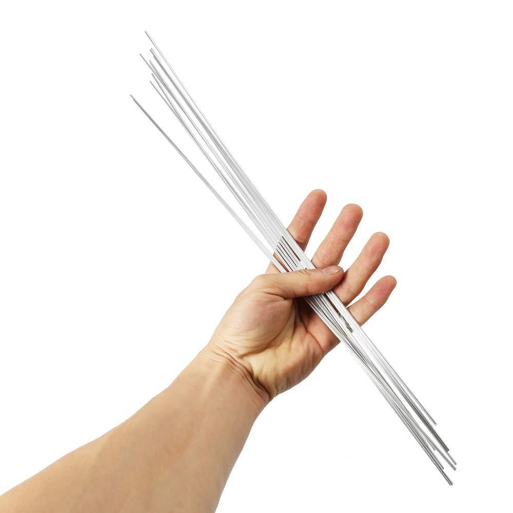5/10 pcs 50cm Easy Aluminum Welding Rods Low Temperature 1.6mm 2mm No Need Solder Powder LB88