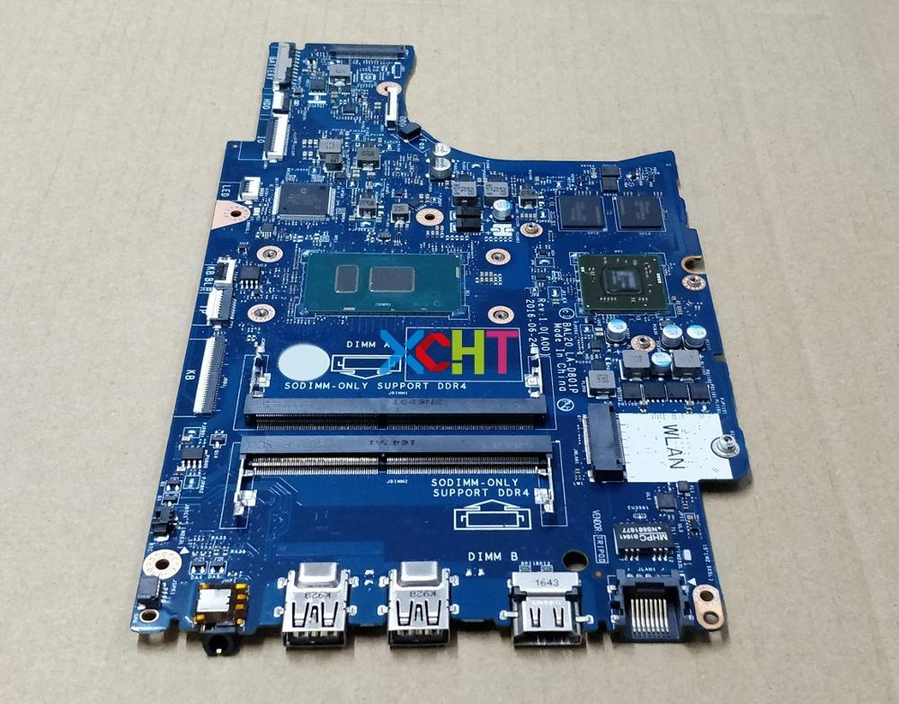"Image 5 - for Dell Inspiron 15 5567 15.6"" KFWK9 CN 0KFWK9 BAL20 LA D801P REV:1.0(A00) i7 7500U DDR4 Laptop Motherboard Mainboard Tested-in Laptop Motherboard from Computer & Office"