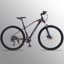 ウルフの牙自転車マウンテンバイク 27 スピード 29 インチアルミ合金ロードバイクmtb bmx自転車デュアルディスクブレーキの送料無料
