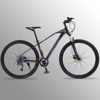 wolf's fang Bicycle Mountain bike 27speed 29 Inch Aluminum Alloy Road Bikes mtb bmx bicycles Dual disc brakes of Free shipping - DISCOUNT ITEM  40% OFF All Category