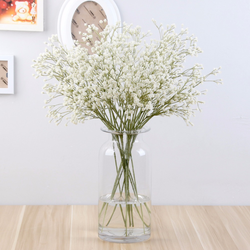 High end simulation lover full of stars and stars direct distribution flower arrangement accessories handheld flower accessories in Artificial Plants from Home Garden