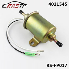 RASTP-Fuel Pump 12V Automotive Electronic Fuel Pump Diesel Pump For Polaris Ranger Car Modified Accessories RS-FP017 rastp car black auxiliary secondary water pump for volkswagen passat auto accessories rs fp022