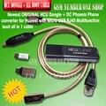 Новейший оригинальный HCU ключ + DC Phoenix конвертер для телефона Huawei с микро USB RJ45 многофункциональная загрузка все в 1 кабель