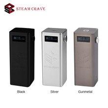 Vape mod Steam Crave Titan PWM VV 300W Box MOD for Aromamizer Titan RDTA 25ms Fast Firing Speed E-cigarette Mod original dovpo m vv box mod with 4 led light display