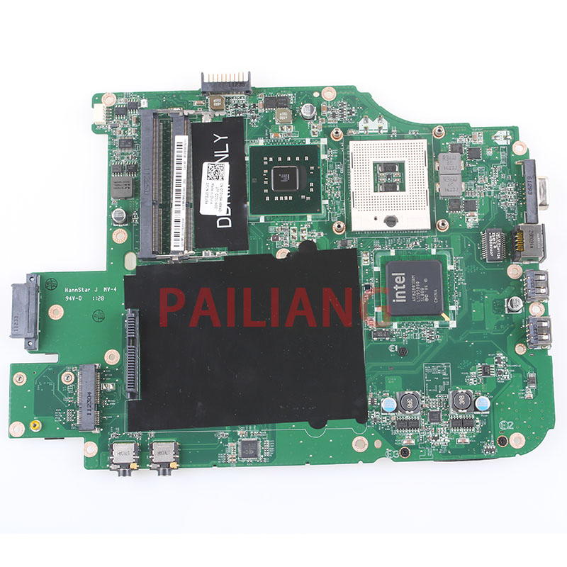 Laptop Motherboard For DELL VOSTRO 1015 V1015 PC Mainboard 0TDV94 DAVM9MMB6G0 Full Tesed DDR3