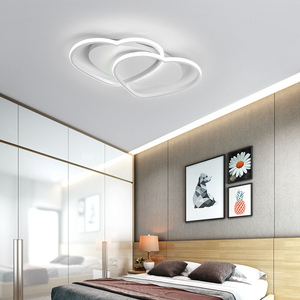 Image 5 - 새로운 알루미늄 현대 LED 천장 조명 lampada 침실 어린이 방에 대 한 홈 lamparas de techo 천장 조명 AC110V 220V