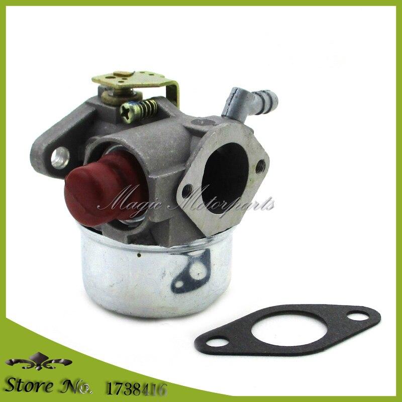 Carburetor For Tecumseh 5hp 5 5hp 6hp 6 5hp 193cc Ohv
