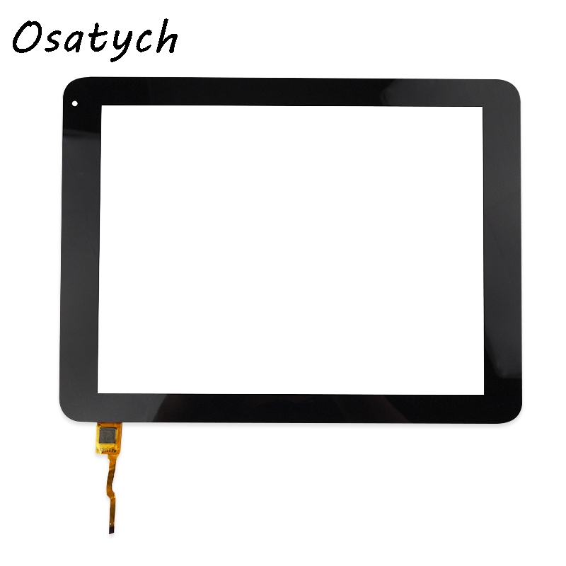 9.7 Touch Screen WGJ97109A-GDA-V1 for DEXP URSUS 9EV 3G Tablet Digitizer Panel Glass Sensor Replacement Free Shipping original new touch screen digitizer for 10 1 dexp ursus 10m2 3g touch panel tablet glass sensor replacement free shipping
