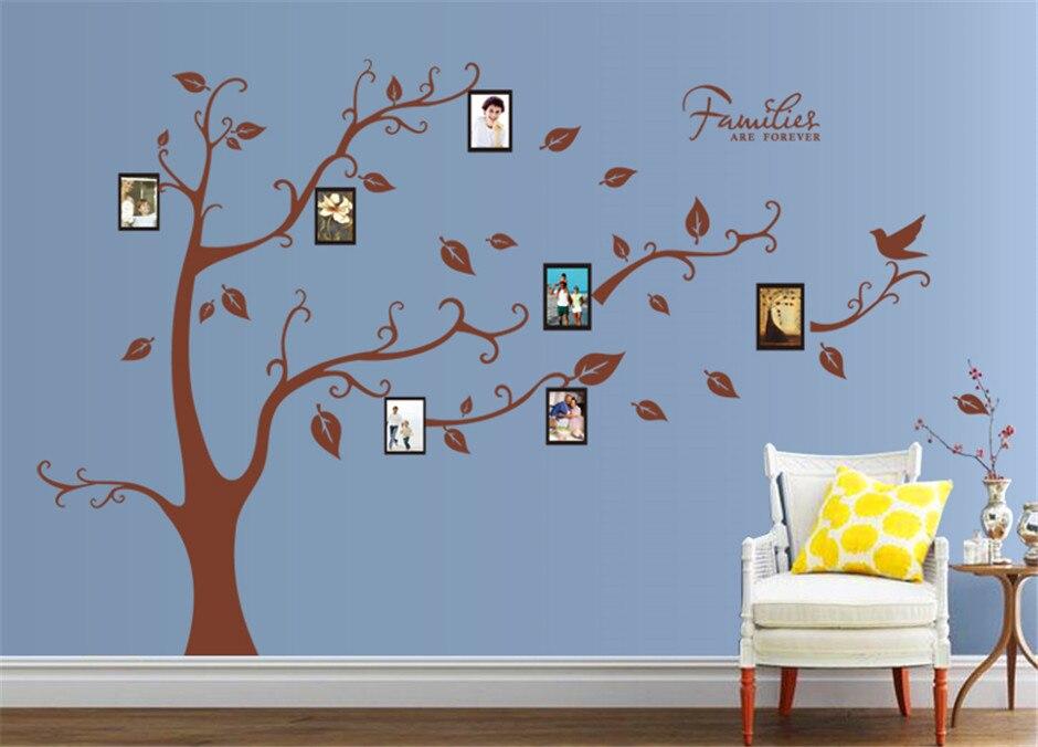 Tienda Online Tamaño grande foto Marcos árbol de familia Adhesivos ...