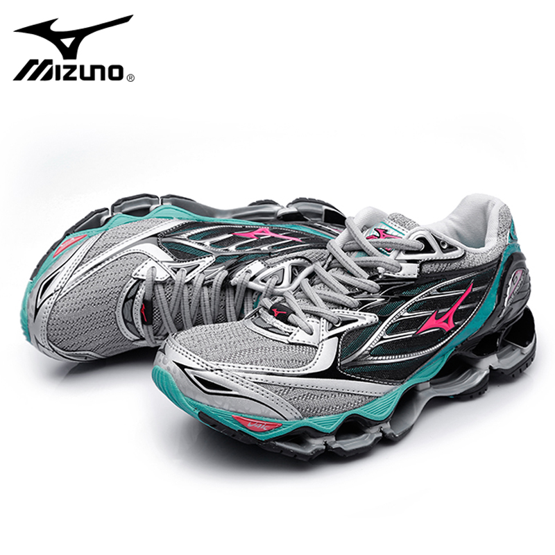 Mizuno Wave PROPHECY 6 Professional Women Shoes Original Outdoor Sport Sneakers High Quality Weightlifting Shoes Size 36-41 original mizuno wave prophecy 6 professional weightlifting shoes men sneakers outdoor high quality sport sneakers size 40 45