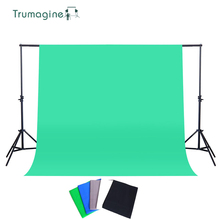 1.6X1M/4M Photo Background Photography Backdrops Backgrounds Studio Video Green Fotografia Screen Non-woven Fabric life magic box photography background photography fabric video background for studio
