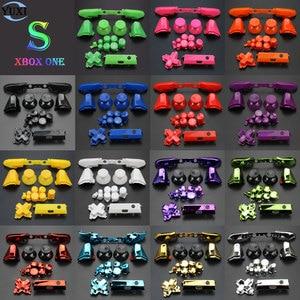YuXi Full Sets Chrome Button R