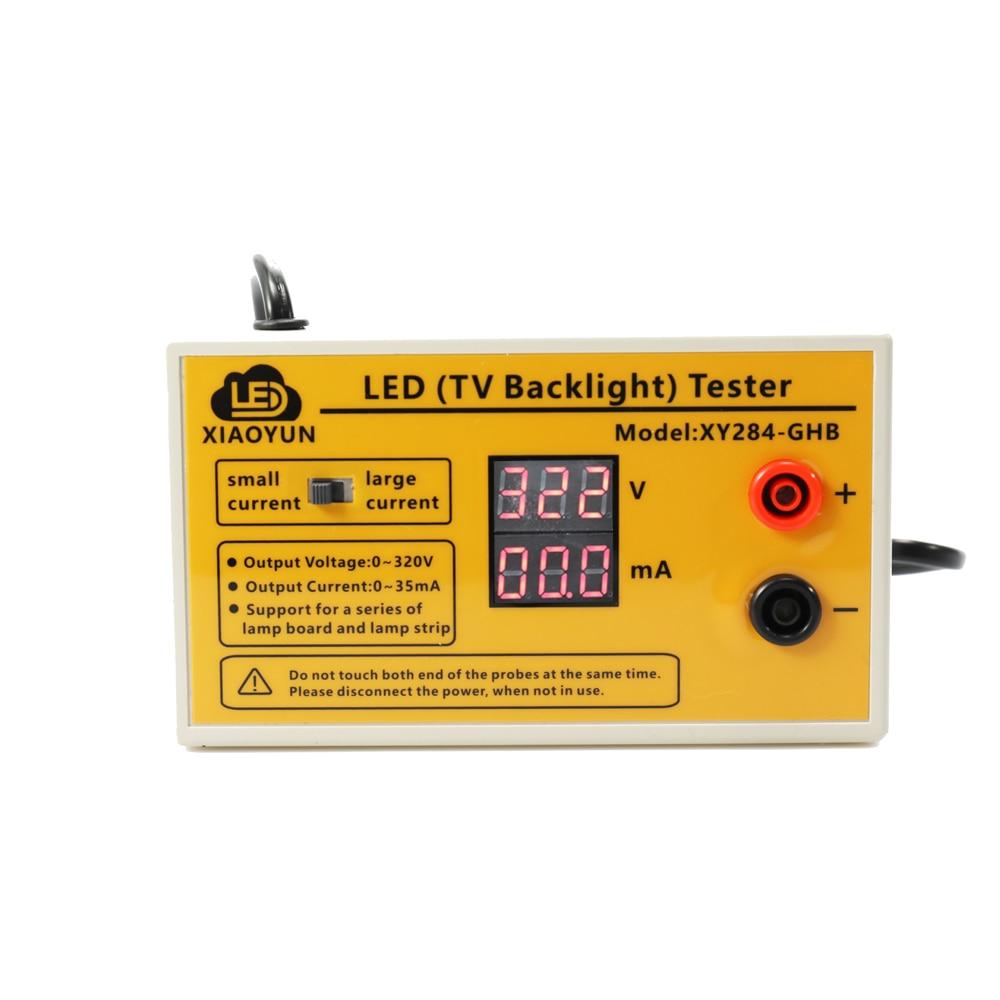 0-320 v Sortie LED TV Rétro-Éclairage Testeur LED Bandes Outil de Test avec Affichage Courant et De Tension pour Tous Les LED Application