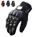 Guantes de moto completo dedo guantes guantes de moto caballero a prueba de viento ciclismo montando luvas motocicleta da gants moto
