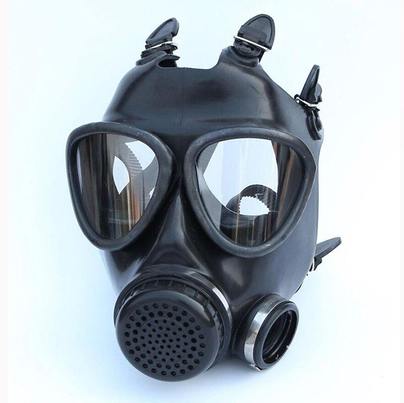 Yeni Boyama Sprey Ile Askeri Sovyet Ordusu Chemcial Gaz Maskesi