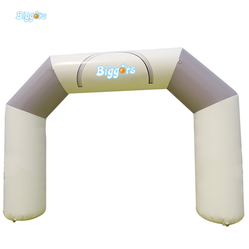 Decorative wholesale party inflatable arch inflatable archway free shipping 4 legs 8x4m inflatable arch advertising inflatable archway inflatable start finish race arch with removable logo