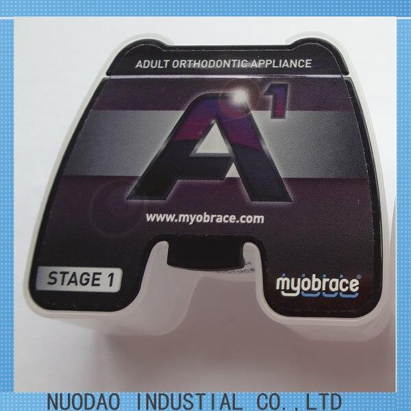 D'origine Australie MRC Orthodontique A1 Formateur/A1 Myobrace pour L'usage des Adultes