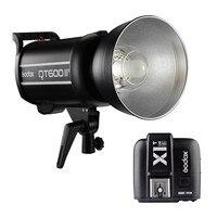 Godox QT600IIM +Trigger Photography LED Light for Sony QT 600 II 600WS HSS Studio Flash Light With Transmitter Lamp For Camera