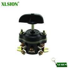 XLSION Forward Reverse Switch For Chinese 36V 48V 500W 800W 1000W Electric ATV Quad 4 Wheelers(China)