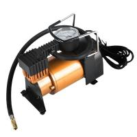 12V 150PSI Portable Car Tire Inflator Pump Air Compressor w/ Pressure Gauge