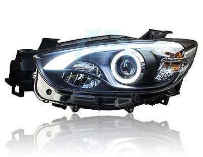 Светодиодные ленты Фары <font><b>Bi</b></font> Xenon HID объектив проектора, пригодный для Mazda CX-5 2012-2015