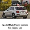Оригинальный Защищены Отверстие Камеры Автомобиля Для Mercedes-Benz ML Класса M МБ ML330 W164 ML350 ML450 ML500 ML63 AMG Заднего Вида RCA КАМЕРЫ