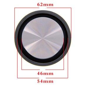 Image 4 - 2 szt. 62mm średnica membrana basowa pasywna płyta wzmocniona bas niska częstotliwość film grzejnik membrana gumowa