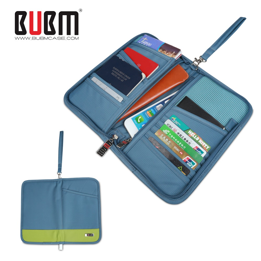 BUBM vrećica za putovnice novčanik organizator prima - Putni pribor - Foto 4