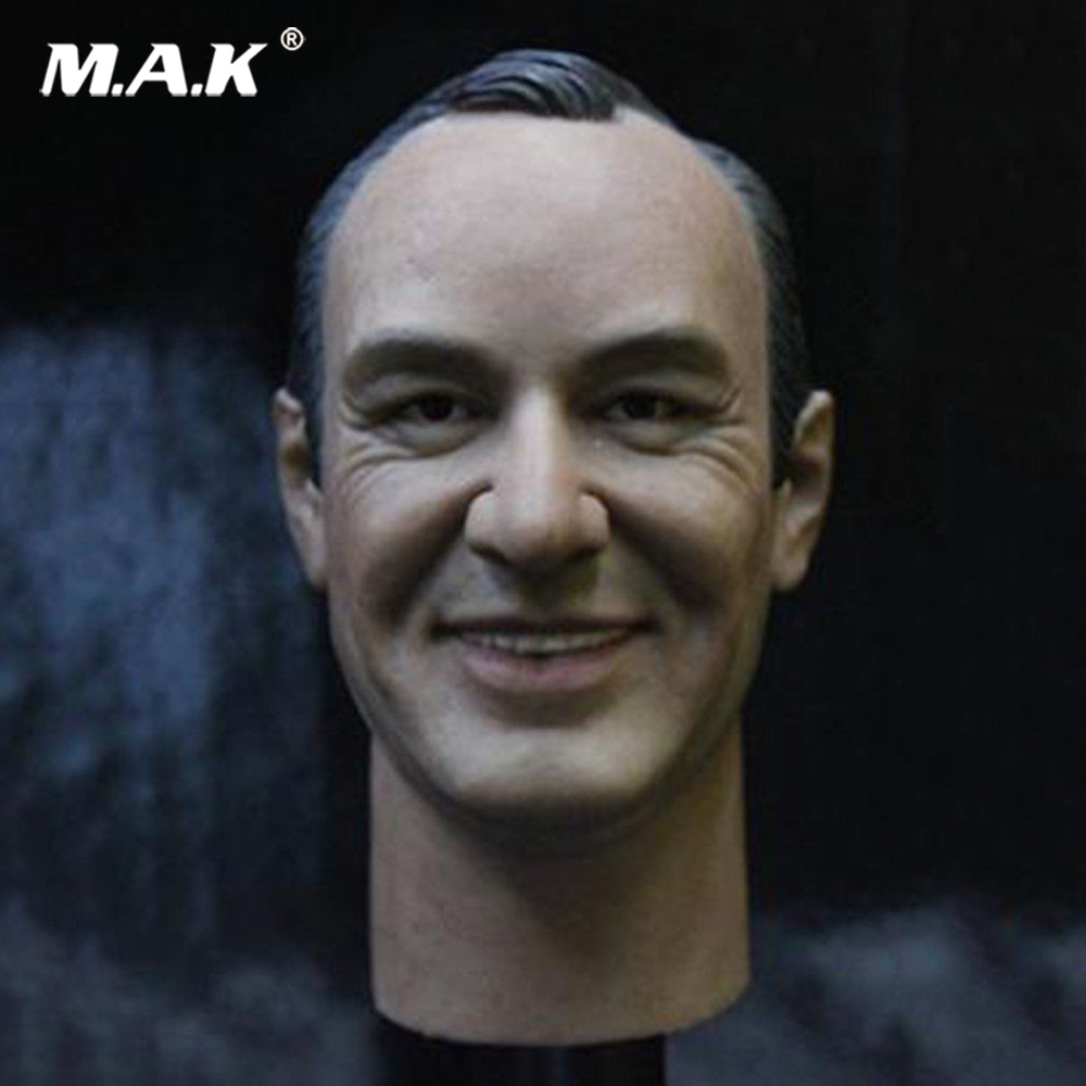 1/6 Headplay Kevin Spacey male star head sculpt Head Sculpt Head Carving Model for figure Toys Collectible Doll Toys Acc 1 6 head sculpt model male figure doll star head carving 1 6 action figure accessories collection gift kumik16 5