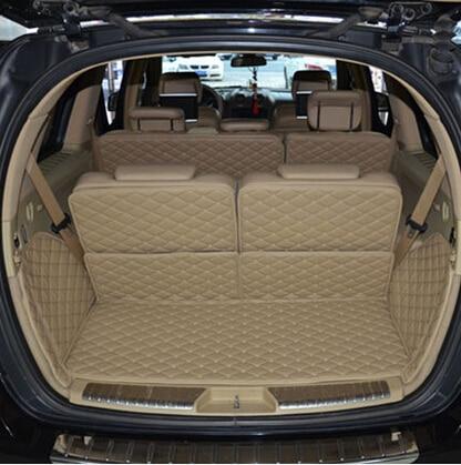 Yüksək keyfiyyət! Mercedes Benz GLS 7 oturacaqlar üçün xüsusi - Avtomobil daxili aksesuarları - Fotoqrafiya 4