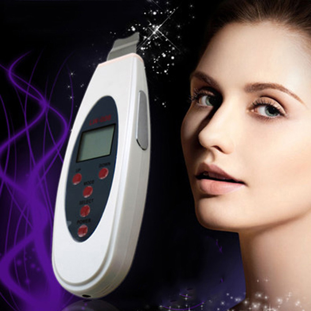 Beauty Deep Cleansing Cosmetic Instrument Digital Facial LCD Skin Care Machine bia digital lcd display face body hand skin heath monitor facial oil moisture meter analyzer testing pen beauty machine