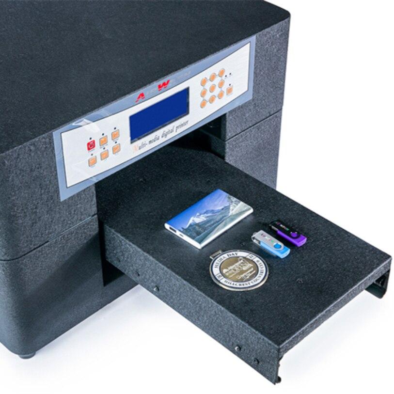 Фоторамка планшетный А4 УФ принтер шариковая ручка цифровая печатная машина с низкой ценой