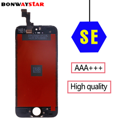 LCD Screen for iPhone SE Display LCD Touch Screen Digitizer Assembly Replacement for iphone se lcd pantalla Part original LCD