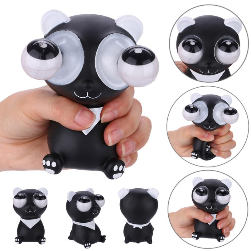 Mobile Phone Straps Modest Cute Novelties Toys Pop Out Stress Reliever Lovely Panda Squeeze Vent Toys Gift Toy Comfortable Cellphone Straps Quality And Quantity Assured Mobile Phone Accessories
