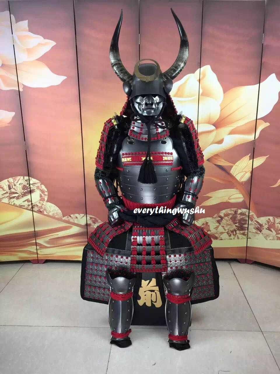 Handcrafted Japanese Samurai Armors Real Armor